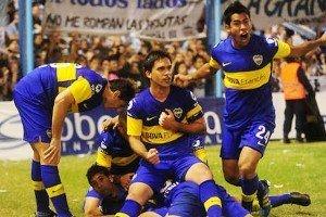 Boca consiguió un empate ante Rafaela que lo mantiene como líder del fútbol argentino