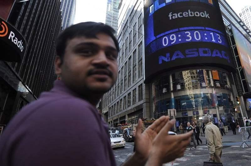 Facebook ya está en la Bolsa (peru.com)