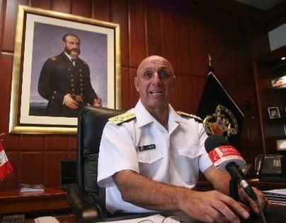 """Jefe del CC.FF.AA.:""""No existe la brigada Lobo..es una especulación"""""""