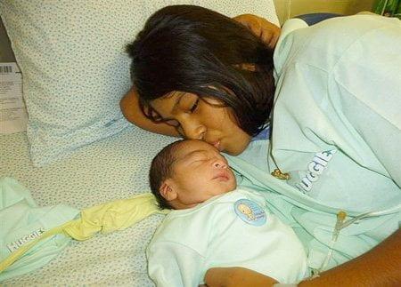 El mejor regalo en el día de la madre tuvo Stephany Quispe