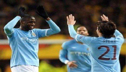 Manchester City puede levamtar el trofeo de la Premier League si gana el fin de semana al QPR