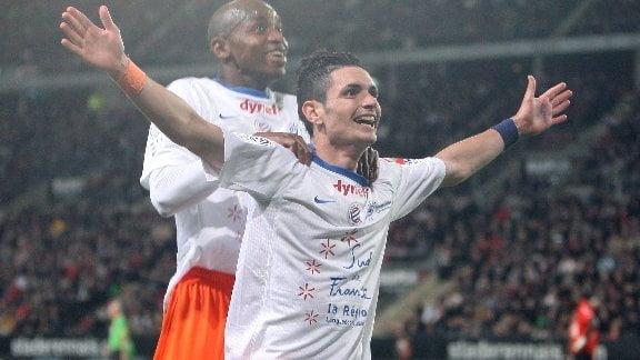 Montpellier a un paso de hacer historia en el fútbol francés