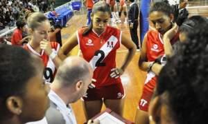 La selección cayó ante Cuba por el repechaje Preolímpico de vóley