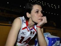 Elena Keldibekova quizás hay participado por última vez con la selección