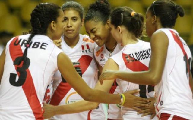 Perú jugará mañana la semifinal del Preolímpico de Vóley ante Colombia