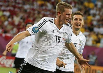 Alemania obtuvo puntaje perfecto en el Grupo B de la Eurocopa
