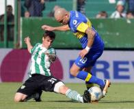 A pesar de igualar con Banfield, Boca Juniors continúa como líder en Argentina