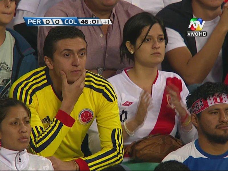 El amor en tiempo del colera, un colocho y una peruana juntos