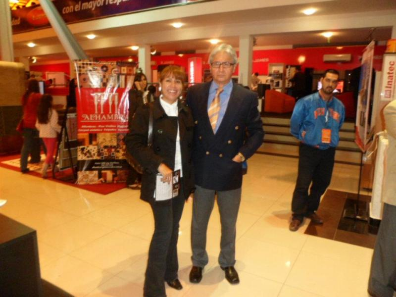 Embajador Jorge Antonio Lázaro Geldres (Facebook)