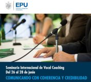 Seminario Vocal Coaching