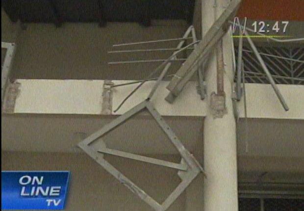 Estructura del Estadio Nacional