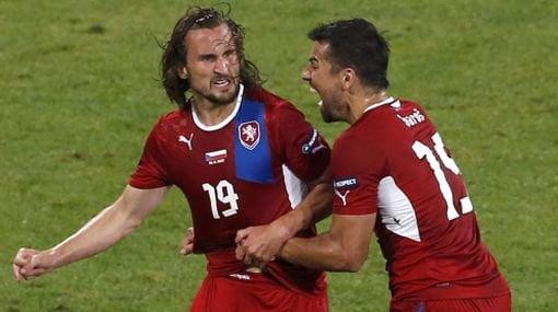 Los checos terminaron como líderes del Grupo A de la Eurocopa