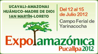 Unos 30 millones de soles generó la Expoamazónica  realizada en Pucallpa