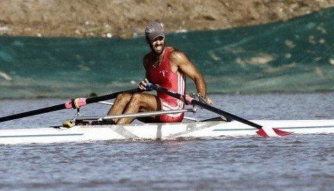 El remero Víctor Aspillaga se sumó a la lista de deportistas peruanos eliminados de los Juegos Olímpicos