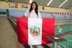 Andrea Cedrón no pudo lograr un buen tiempo y quedó sin opciones de avanzar en las olimpiadas