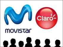 Movistar y Claro