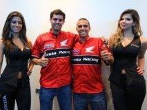 Hernández y Heinrich ya se preparan para el Rally Dakar 2013