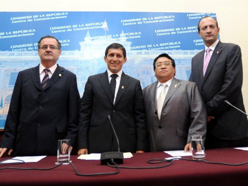 Candidatos a la Mesa Directiva del Oficialismo