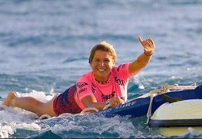 Sofía Mulanovich es la nueva campeona sudamericana de surf