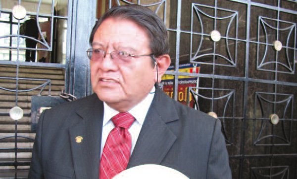 Vocal Jorge Luis Salas Arenas