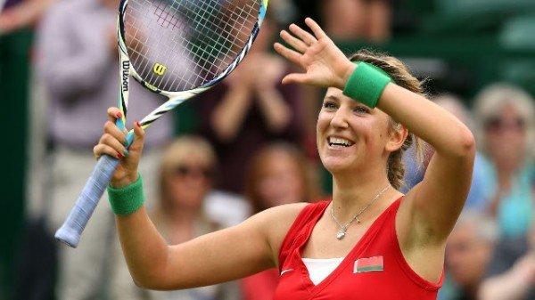 Victoria Azarenka se constituye como la favorita para ganar el U.S. Open, según el ranking de la WTA