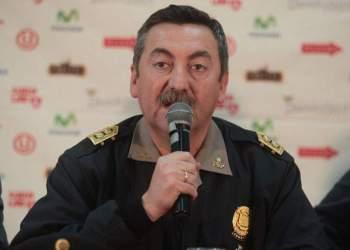 General Raul Salazar