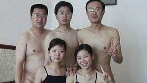 Polémica en China por la implicación de unos políticos en una posible orgía sexual