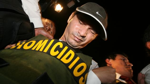 Ricardo Vásquez Mori, presunto asesino