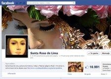 Cuenta Facebook de Santa Rosa de Lima