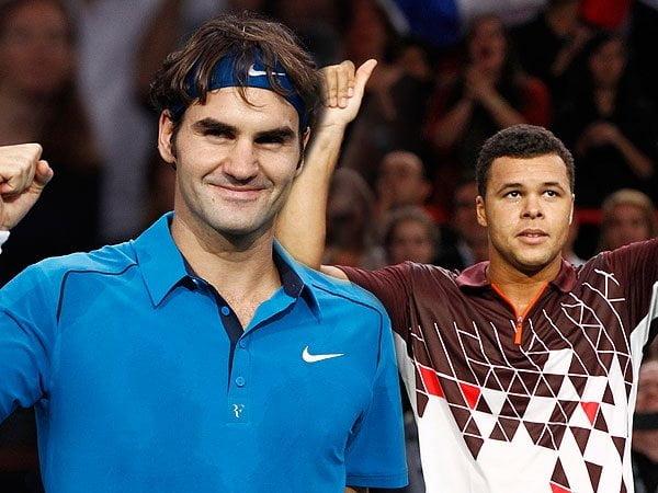 Federer sigue mostrando solidez en el Abierto de Estados Unidos, mientras Tsonga le dijo adiós al mismo