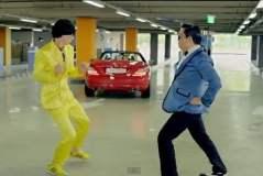 El baile del caballo o Gangnam Style