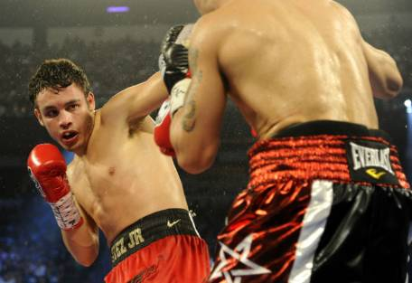 Doping en el boxeo. Tras la pelea que perdió por el título de peso medio, el mexicano Julio César Chávez Junior, dio positivo por marihuana