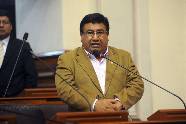 Congresista Alejandro Yovera