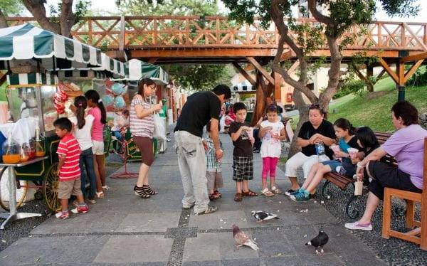 Feriado en Lima (Foto: El Comercio)