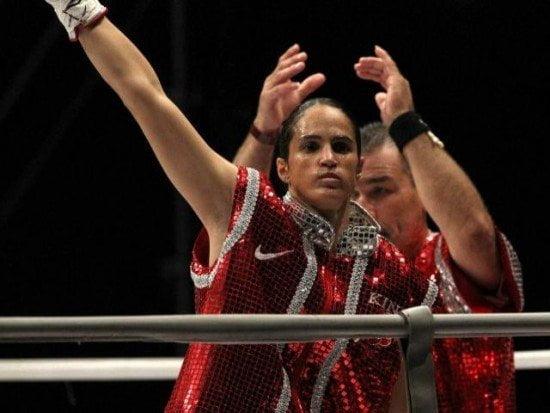 Kina Malpartida defenderá su título mundial de Box – categoría Superpluma  – en Miami. Su rival se confirmará en los próximos días
