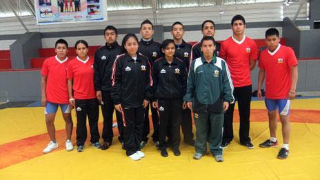 Deportistas de la Región Callao participarán en el  Campeonato de Lucha Olímpica de Santa Cruz - Bolivia