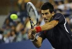 El serbio Novak Djokovic clasificó a las semifinales del Abierto de Estados Unidos, en donde jugará con el español David Ferrer
