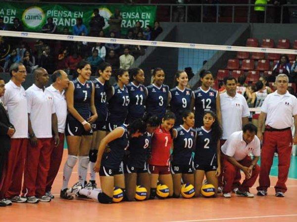 Perú derrotó a Canadá y mañana definirá ante República Dominicana, el primer lugar en su grupo de la Copa Panamericana Sub 23
