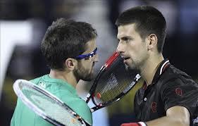 Los serbios Djokovic y Tipsarevic no tuvieron problemas en sus partidos y avanzaron a cuartos de final del US Open
