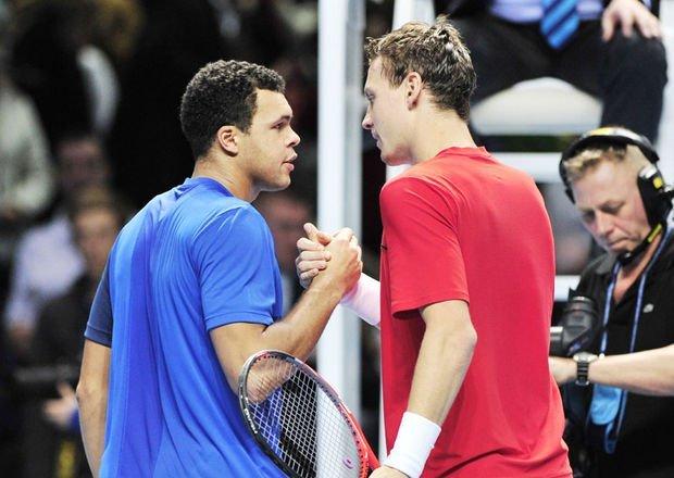 Tsonga y Berdych disputarán la final de Estocolmo, en un partido que pinta para atractivo