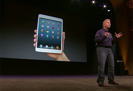 iPad Mini ya es una realidad