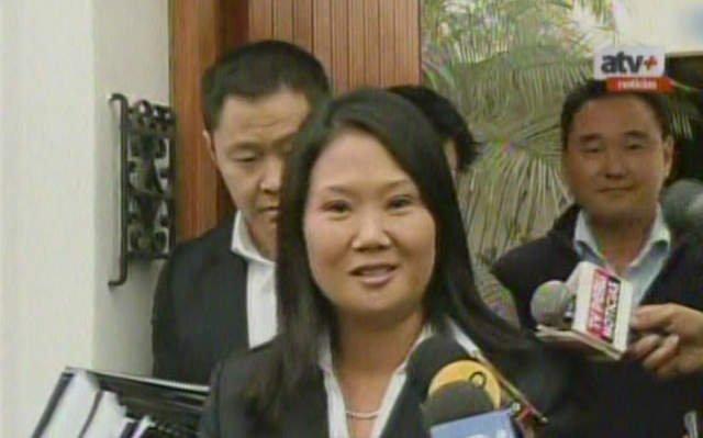 Pedido de indulto para Alberto Fujimori