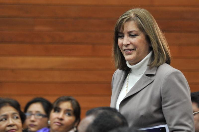 Ministra Eda Rivas
