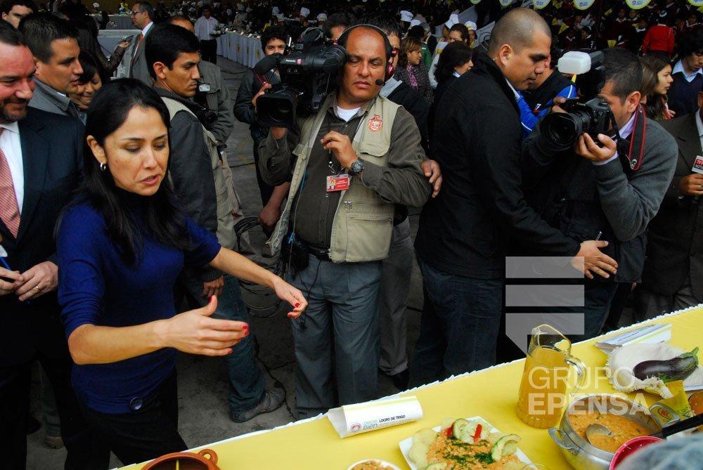 "CGTP: ""Nadine Heredia puede ser candidata, pero el 2021"""