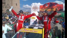 Ronmel Palomino vuelve a ser líder en la categoría N4 de Los Caminos del Inca, por determinación del Automóvil Club del Perú