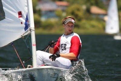 Alexander Zimmerman  logró el campeonato mundial de Sunfish, poniendo en alto el nombre del Perú