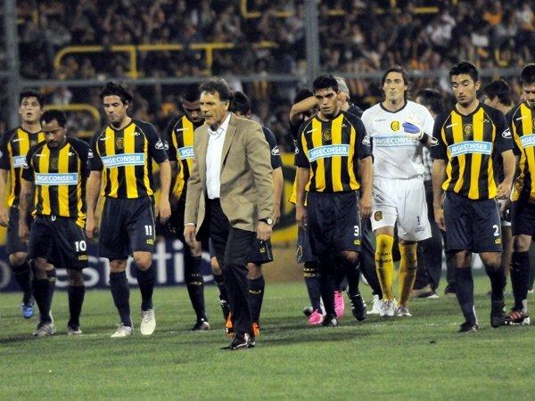 Rosario Central no pudo ganar en casa y dejó escapar una gran posibilidad de acercarse a los líderes Independiente Rivadavia y Sarmiento de Junín