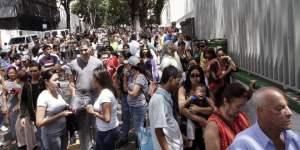 Venezolanos votan hoy