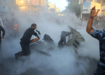 Ataque de Israel a Gaza (RT)