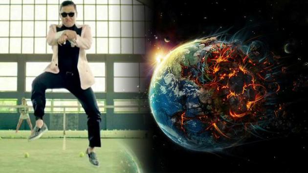 Asocian éxito del Gangnam Style con el fin del mundo (RT)